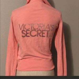 Victoria's Secret Full Zip-Up Hoodie